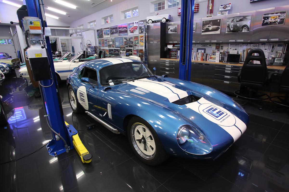 1964 Shelby Daytona Cobra Coupe (Peter Brock Car)