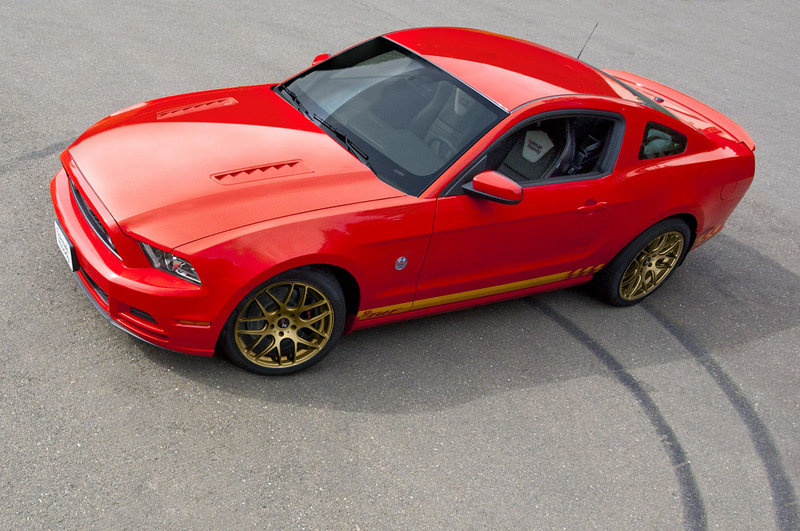 2014 Ford Mustang TdF