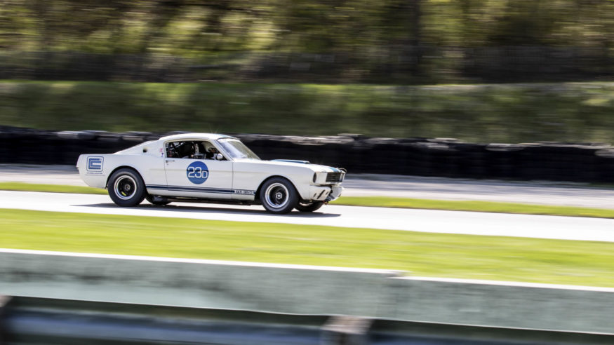 1966 Shelby GT350 (Race Car)